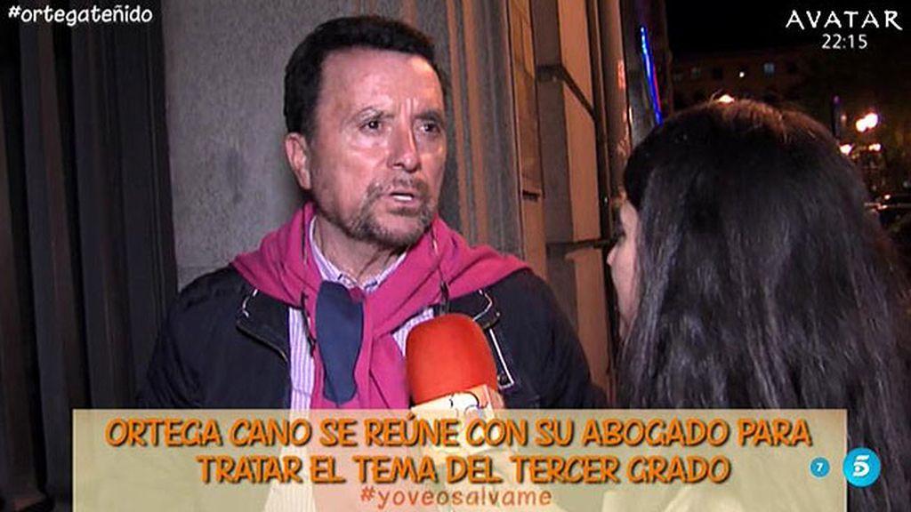 """Ortega Cano: """"No sé cuándo me concederán el tercer grado"""""""