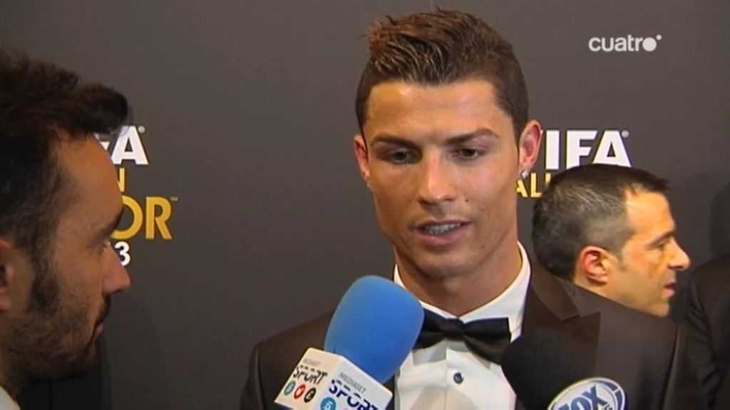 "Cristiano Ronaldo: ""Son lágrimas sinceras"""