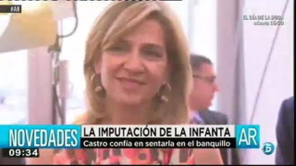 Los gastos personales de la Infanta a través de Aizoon son ridículos, según Urdangarin