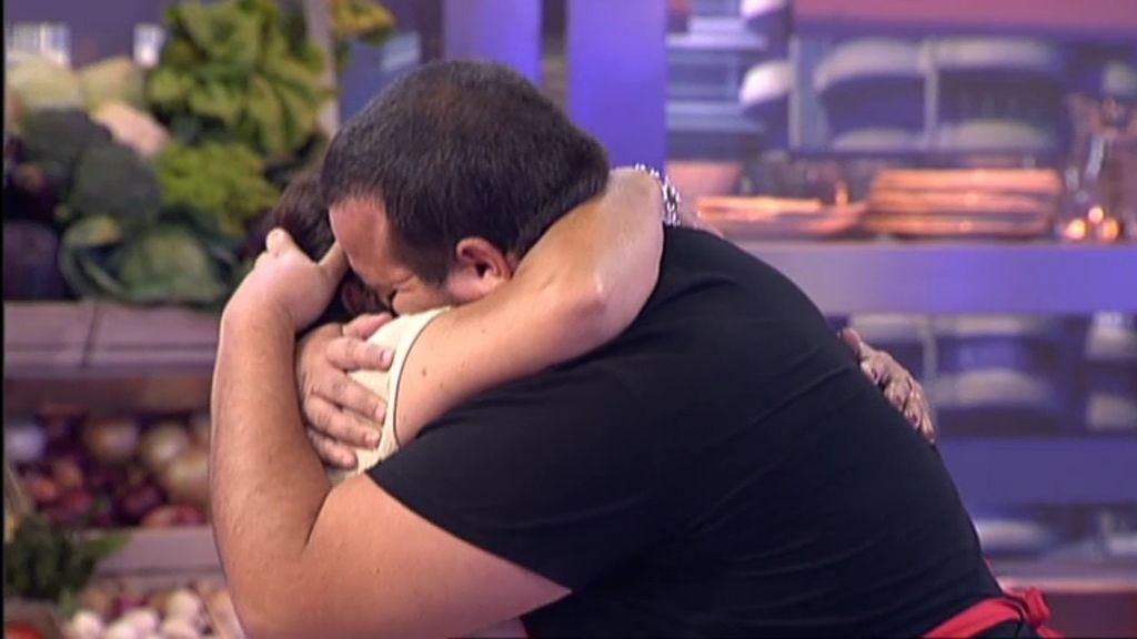 Mª José y Manuel, finalistas del Mundialito