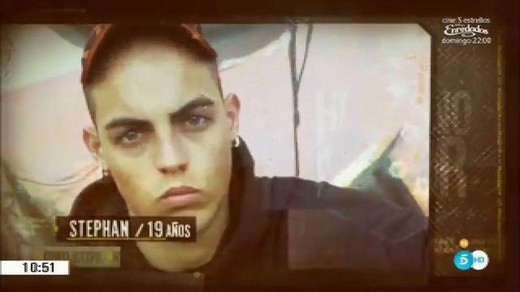 Stephan, un joven conflictivo, homófobo y rencoroso, próximo caso de 'Hermano Mayor'