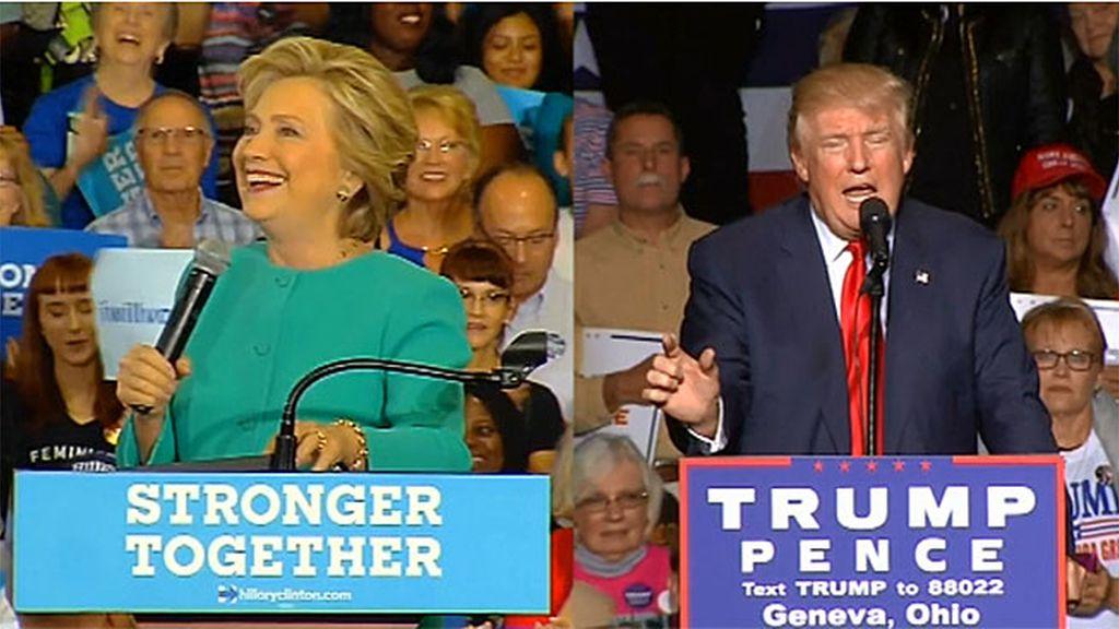 Lo que no dicen los candidatos: analizamos su lenguaje no verbal en 'Zoom'