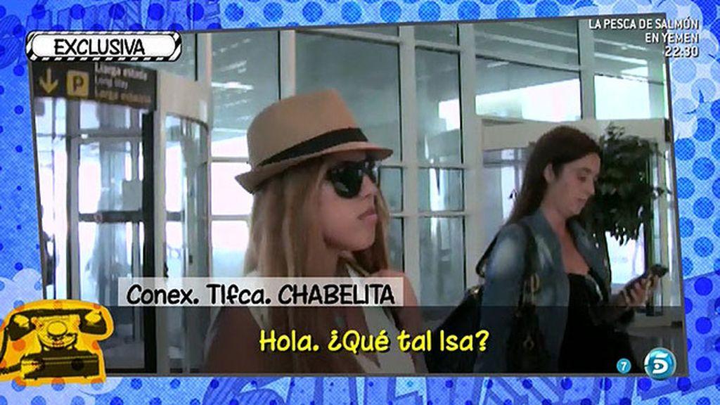 """Chabelita: """"No quiero saber nada del tema, ni de Alberto Isla ni de nada"""""""