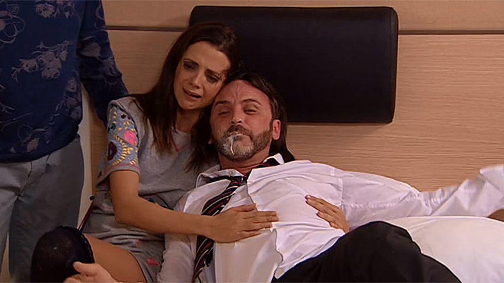 """Fermín intenta suicidarse tras el rechazo de Araceli: """"Voy a hacer 'balconing"""""""