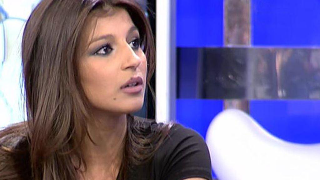 "Aguasantas, sobre Raquel Bollo: ""Ambas hemos cometido errores"""