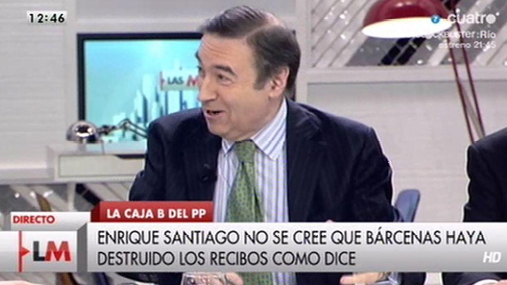 """Pedro J. Ramírez: """"Había venido aquí a hablar de mi libro como el gran Umbral"""""""