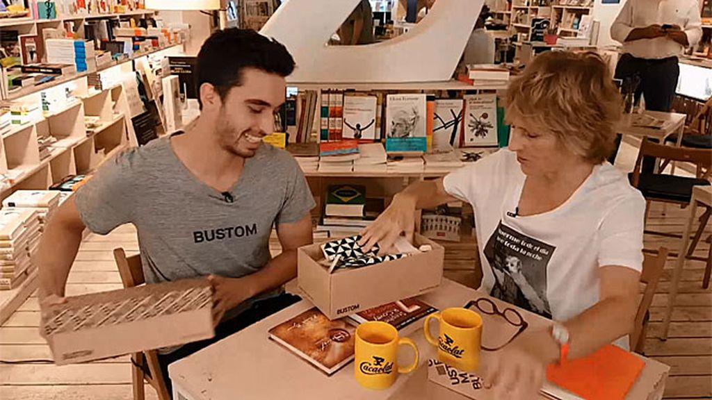 """Eugenio, emprendedor: """"Hoy en día, cualquiera con libros puede saltar barreras"""""""