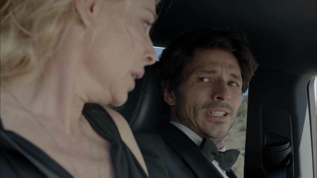 Candela y Rubén tienen un accidente de tráfico por el acoso de los paparazzi