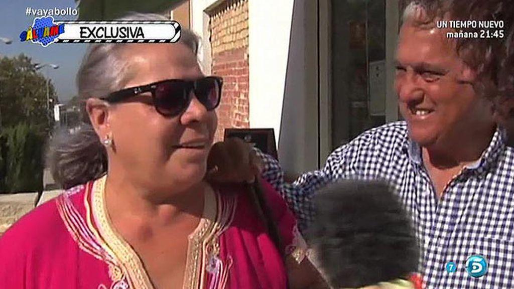 """Carmen Gaona: """"Yo dije que si Antonio no tiene dinero, tendrá que ir a la cárcel"""""""