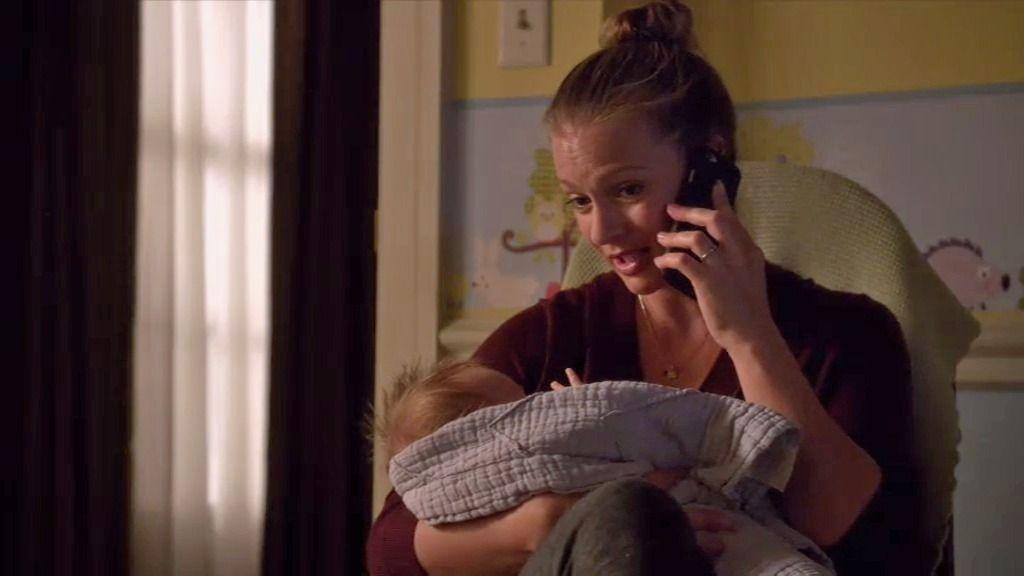 ¡J.J. ya es madre!
