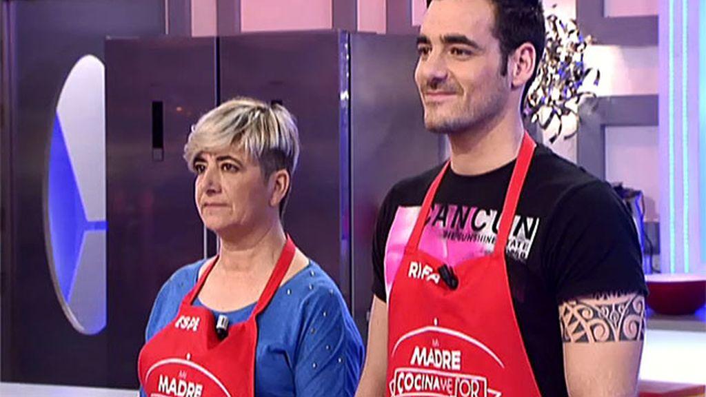 El estofado de ternera de Espe y Rafa se lleva los 1.000 euros