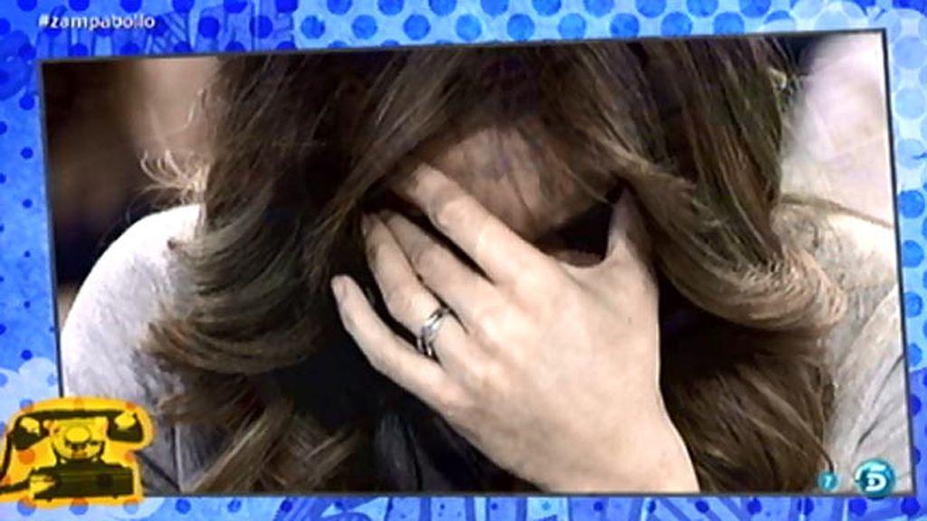 """Raquel Bollo: """"No sé por qué lloro"""""""