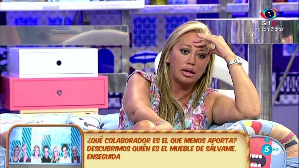 """Belén Esteban, a Aramís Fuster: """"La de ojos de sapo ¿ella se ha visto?"""""""