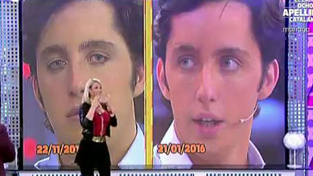 """La """"atonía"""" de la cara del """"pequeño"""" Nicolás, según Paloma Ramón"""