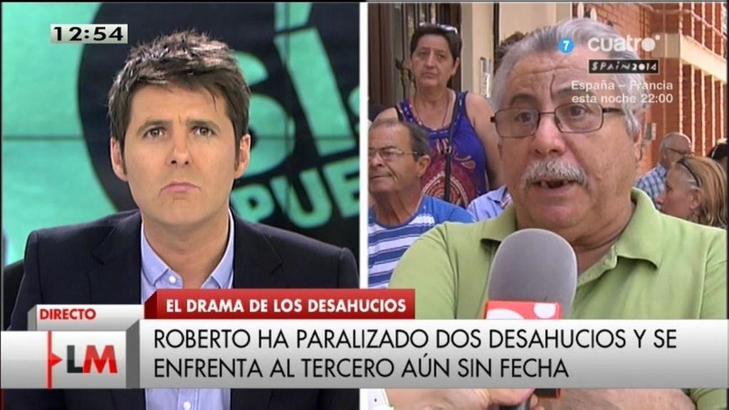 Intentan desahuciar a una familia en Valencia que adquirió su piso hace 30 años