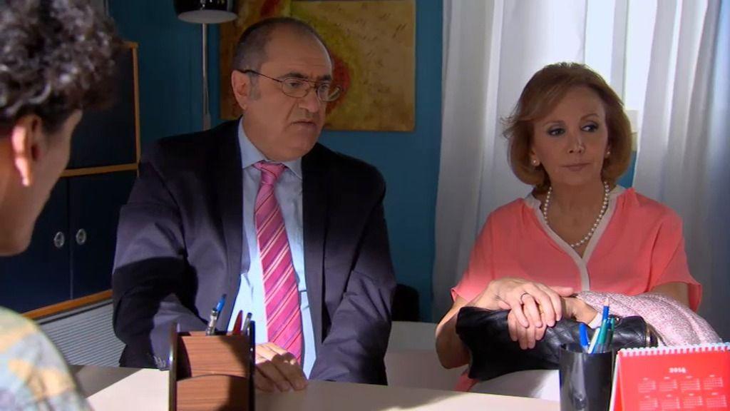 Maruchi y Zabaleta acuden a un consultorio sentimental