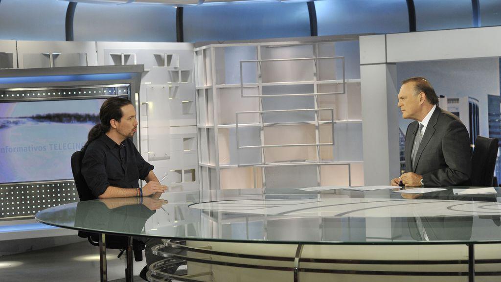 """Pablo Iglesias sobre Venezuela: """"Me parece que hay que rebajar la tensión"""""""