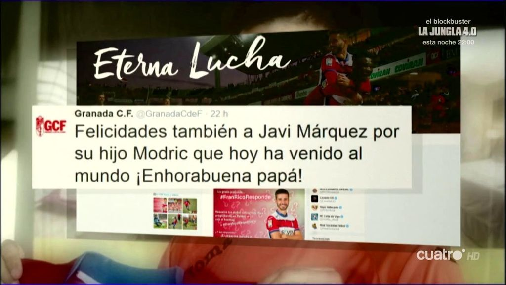 Las razones por las que Javi Márquez ha llamado a su hijo Modric
