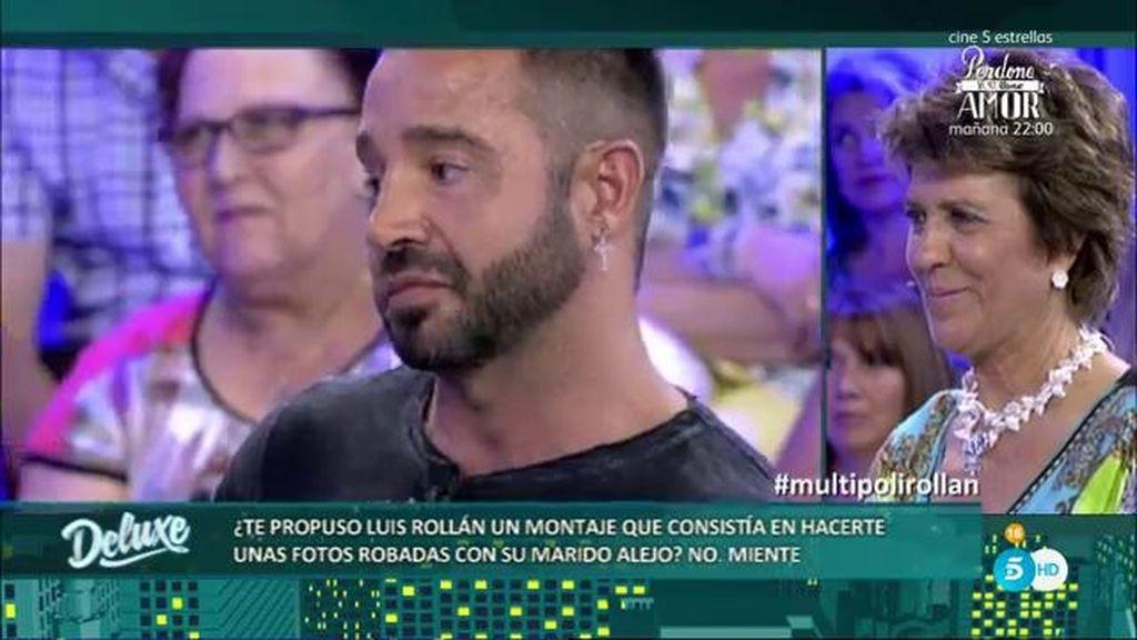 Martín, amigo de Luis Rollán miente ante un supuesto montaje con Alejo