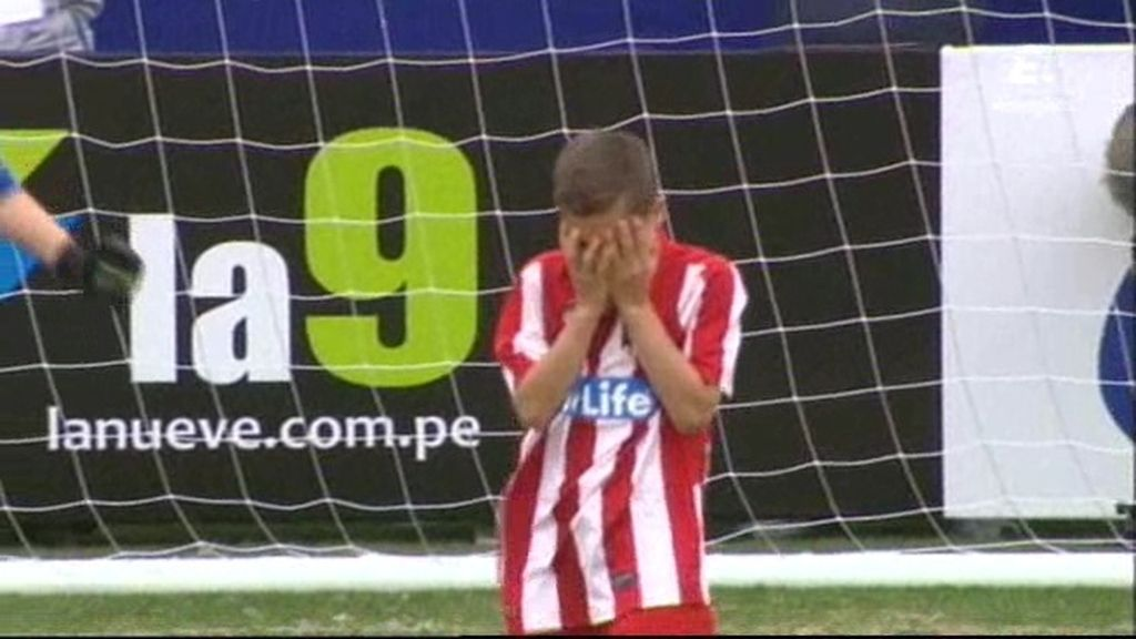 La suerte de los penaltis cae del lado del Barcelona en las semifinales ante el Atlético