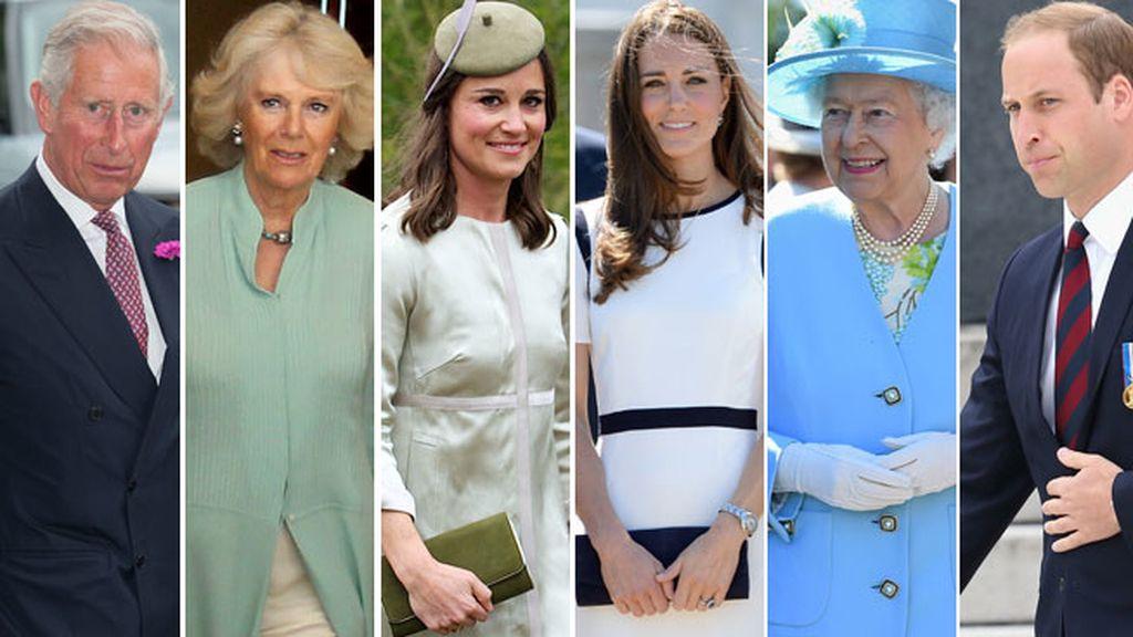 Kate Middleton, Pippa, Isabel II... sus estilismos a juicio, en 'Asamblea Fashion'