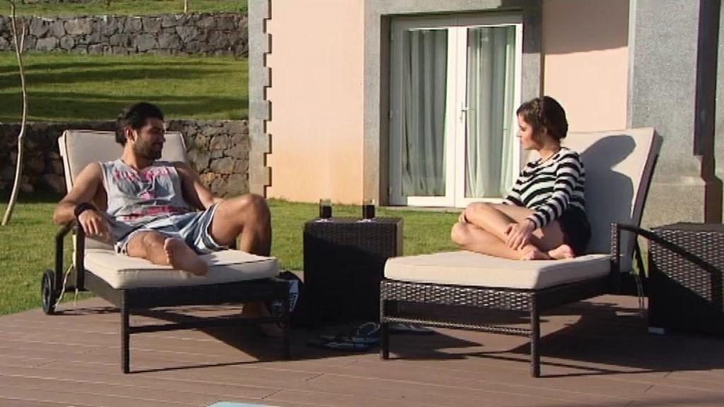 """Laura, tras leer la carta de Bruno: """"Cuando la leí pensé que eras tonto"""""""