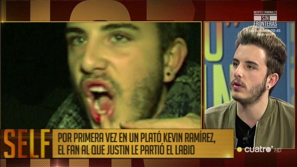 """Kevin, víctima de Justin Bieber: """"Ha dejado de ser un ídolo para mí"""""""