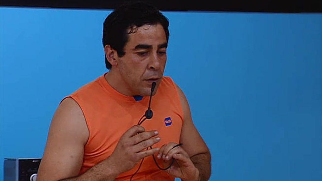 Amador se reinventa como monitor de fitness