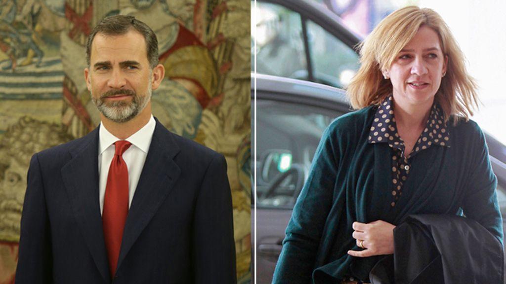 ¿Ha renunciado la Infanta al Ducado o lo ha revocado el Rey?