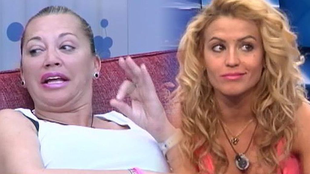 """Belén: """"Veo a Ángela y a Chari como extrañas, me dan ganas de echarlas"""""""