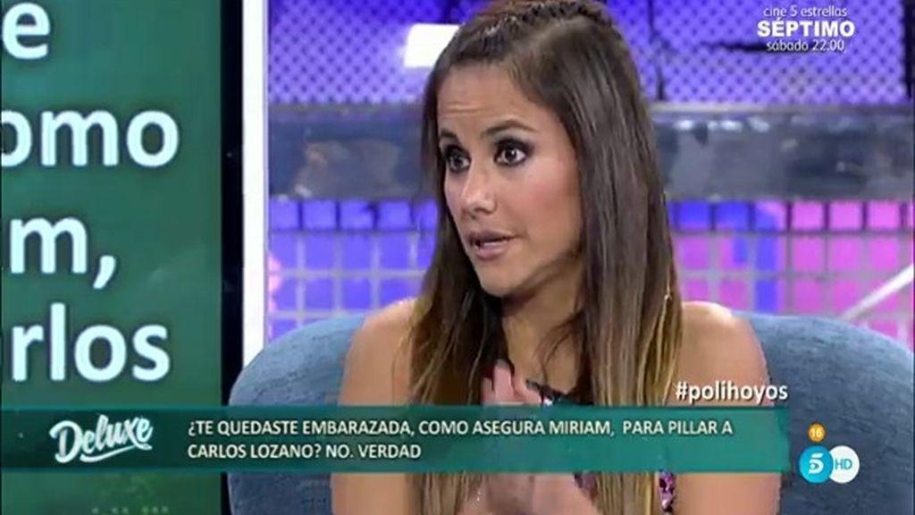 """Mónica Hoyos: """"No hay derecho a que digan que me quedé embaraza para cazarlo"""""""