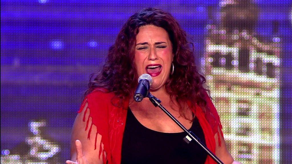 El flamenco de Leonor te llevará al 'Heaven'