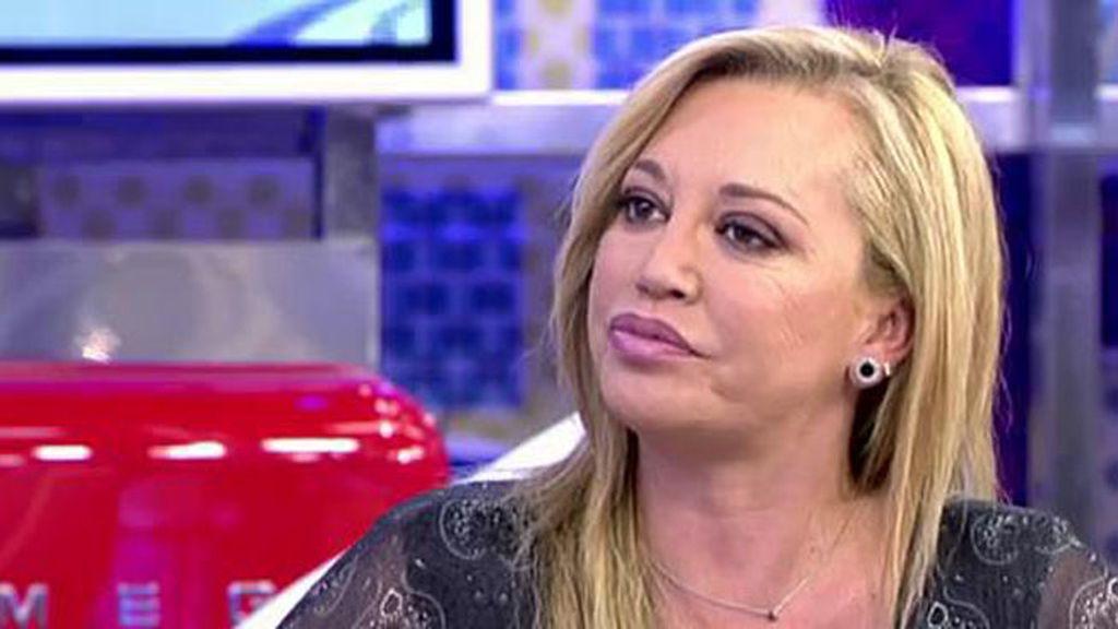 """Belén Esteban: """"Pienso que Terelu está condicionada por Teresa"""""""