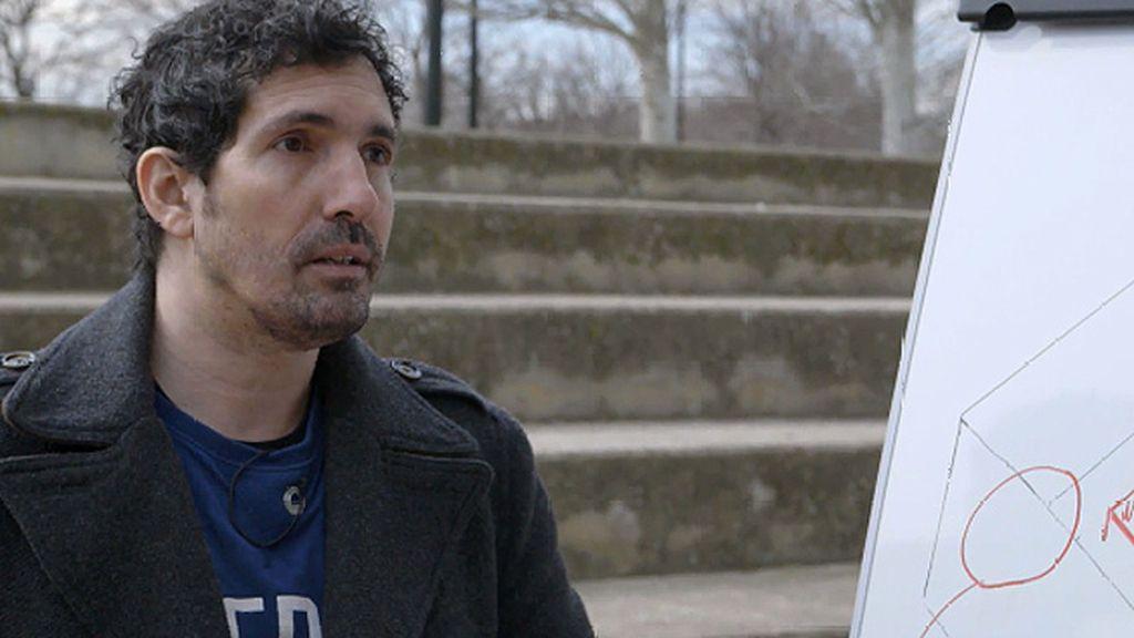 """César Bona: """"Si queremos una sociedad mejor, tenemos que empezar en la escuela"""""""