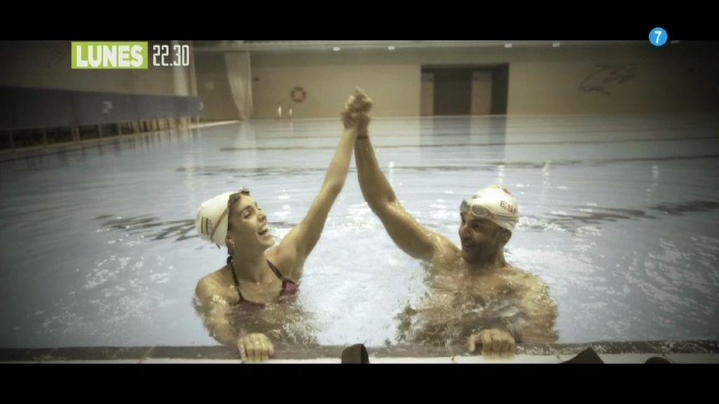 'Be the best': Ona Carbonell, una vida ligada a la natación sincronizada