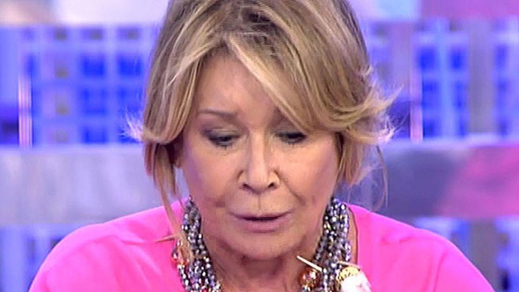 """Mila: """"Desde que hice un comentario sobre Rocío Carrasco, Terelu está más distante"""""""