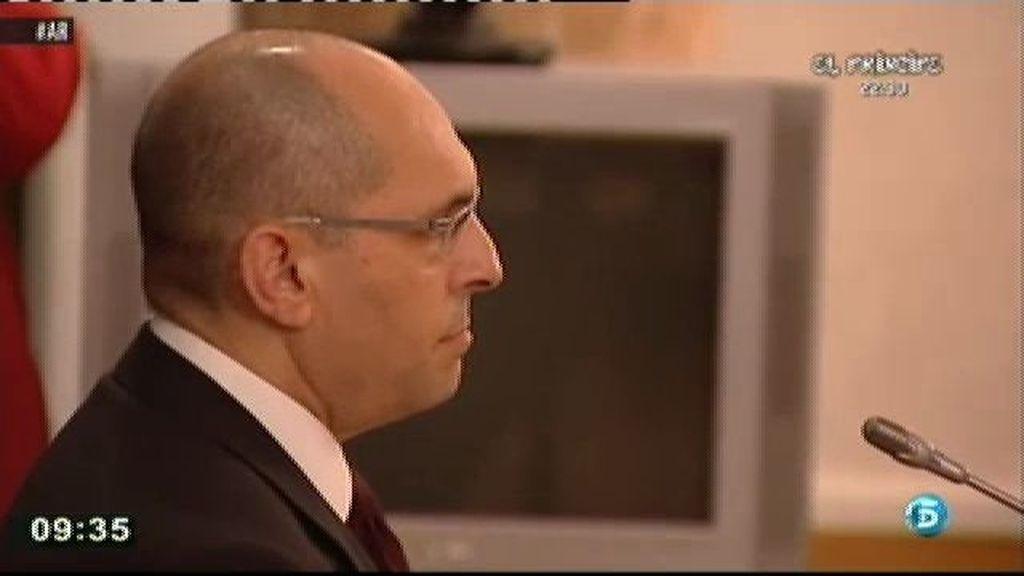 El abogado de Elpidio Silva renuncia a la defensa