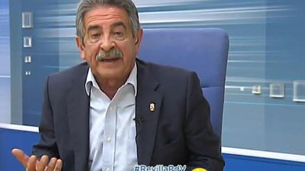 """Revilla: """"Si Rajoy no se presenta, hay que llevar a alguien con la Guardia Civil"""""""