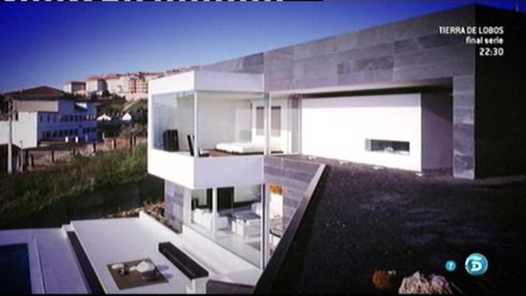 La primera gran casa de Joaquín Torres