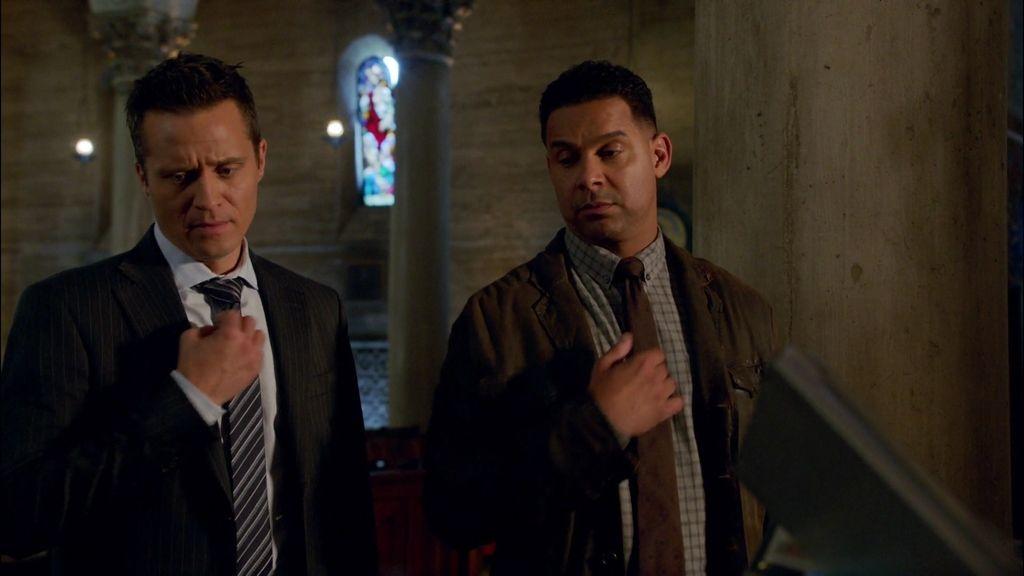 """Ryan y Espósito, dos """"monaguillos"""" en el escenario del crimen"""