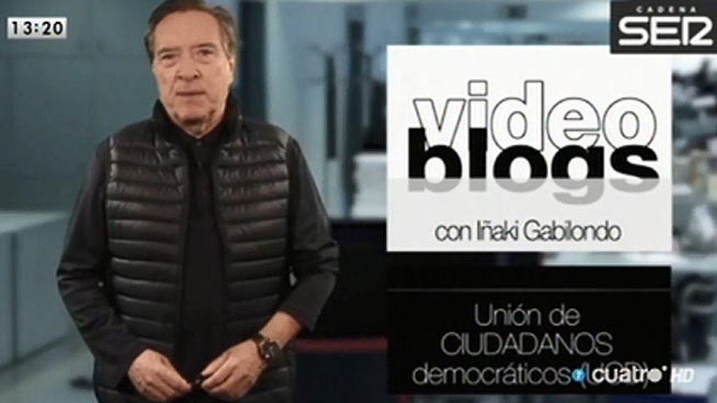 """Gabilondo: """"Rajoy sabe que Albert Rivera puede quitarle votos o darle gobiernos"""""""