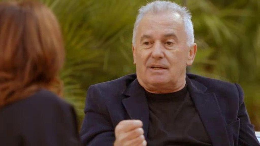 """Víctor Manuel: """"Me parece injusto que muchas personas renieguen de la transición"""""""