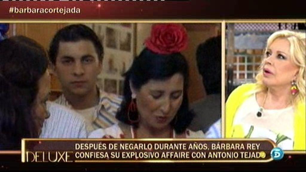 """Bárbara Rey: """"Antonio Tejado me rejuveneció"""""""