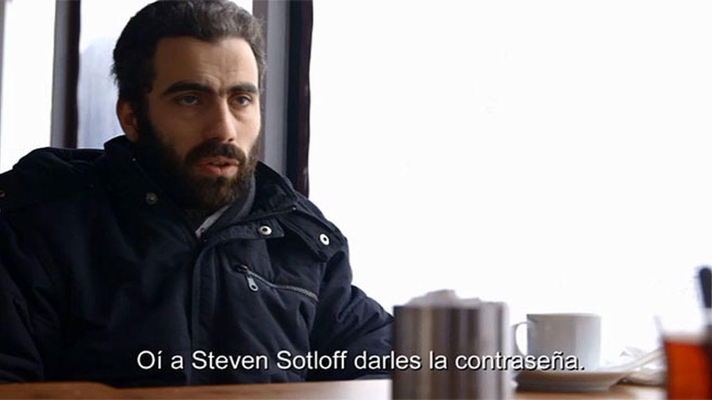 Josef fue secuestrado junto al periodista Steven Sotloff, decapitado por el ISIS