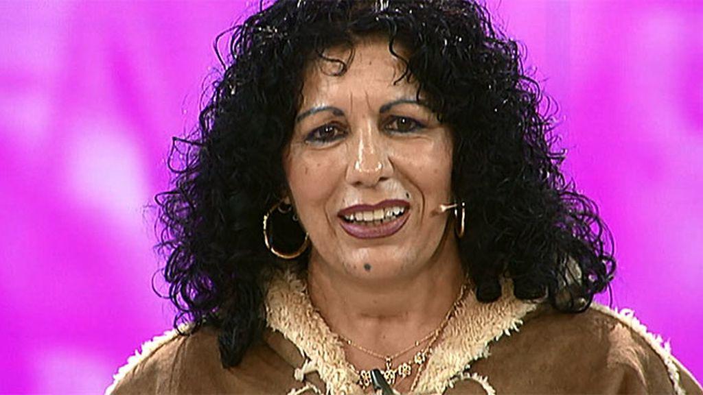Sagrario, ¿una flamenca multicolor?