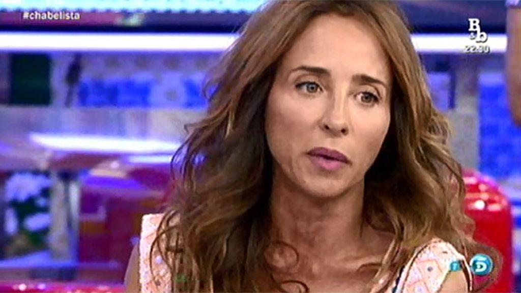 """El mensaje de Isabel Pantoja a María Patiño: """"Por mi parte no va a haber exclusiva"""""""