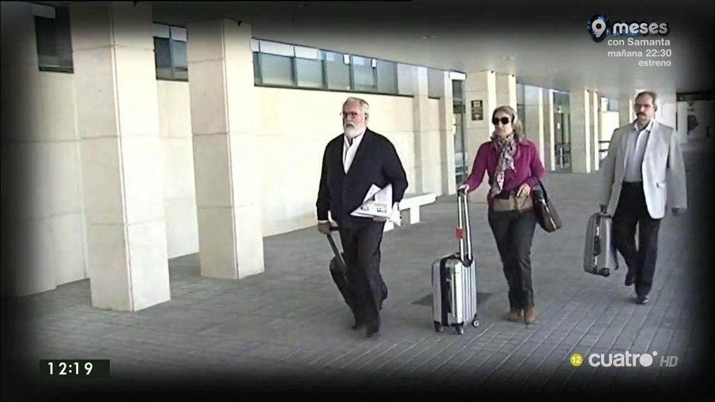 La mujer de Arias Cañete se acogió a la amnistía fiscal, según 'El Confidencial'