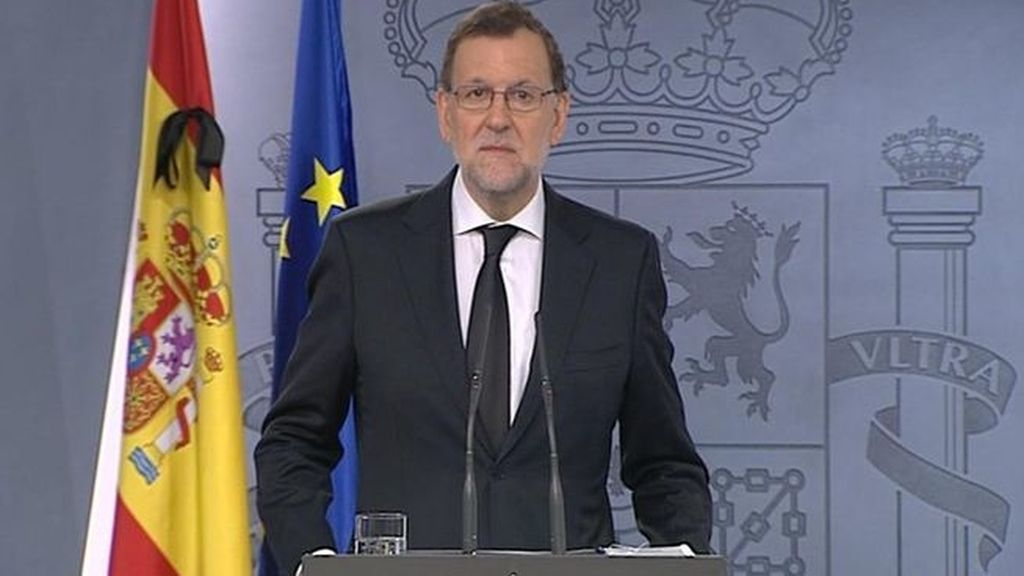 """Rajoy sobre el ataque de Niza: """"Una amenza global exige una respuesta global"""""""