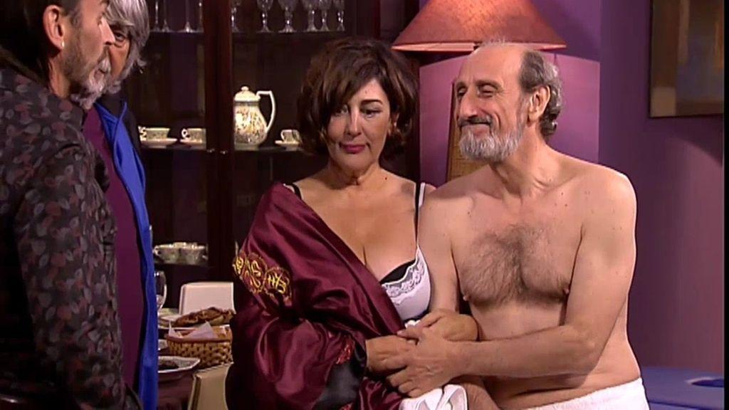 ¿Otra oportunidad para Araceli y Enrique?