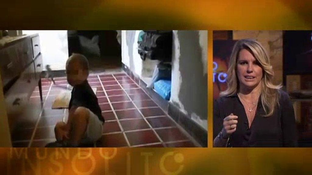 Mundo insólito: el \'duendecillo\' del vídeo